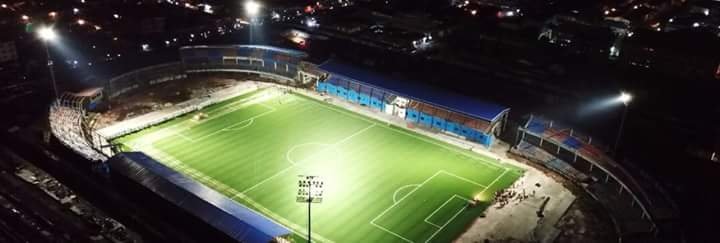 Image result for CAF approves Enyimba stadium for CARA Brazzaville's clash