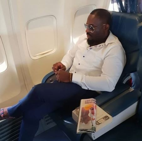 BREAKING !!!:   Jim Iyke Finally Reacts To Viral Report That He Was Arrested For Slapping Dana Staff