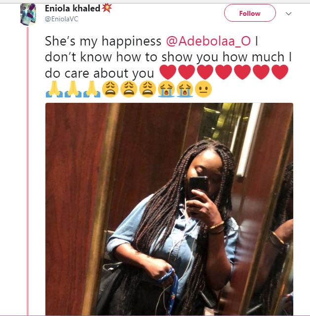'Take It Down': Man Shows Off 'Girlfriend' On Twitter, See Reply She Gave Him