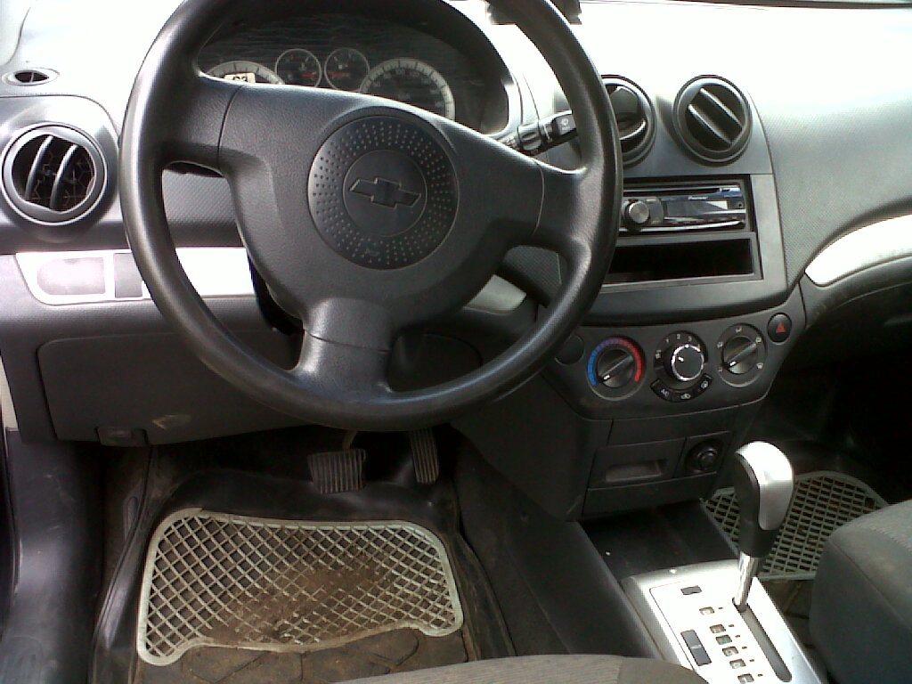 Chevrolet Aveo 2005 Model With A Mileage Of 86497 For 1M  Autos