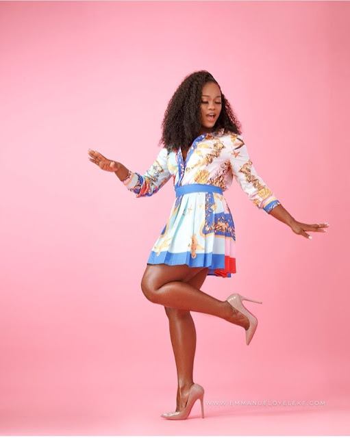 PHOTOS !!!:  Cee C Shares New Stunning Photos