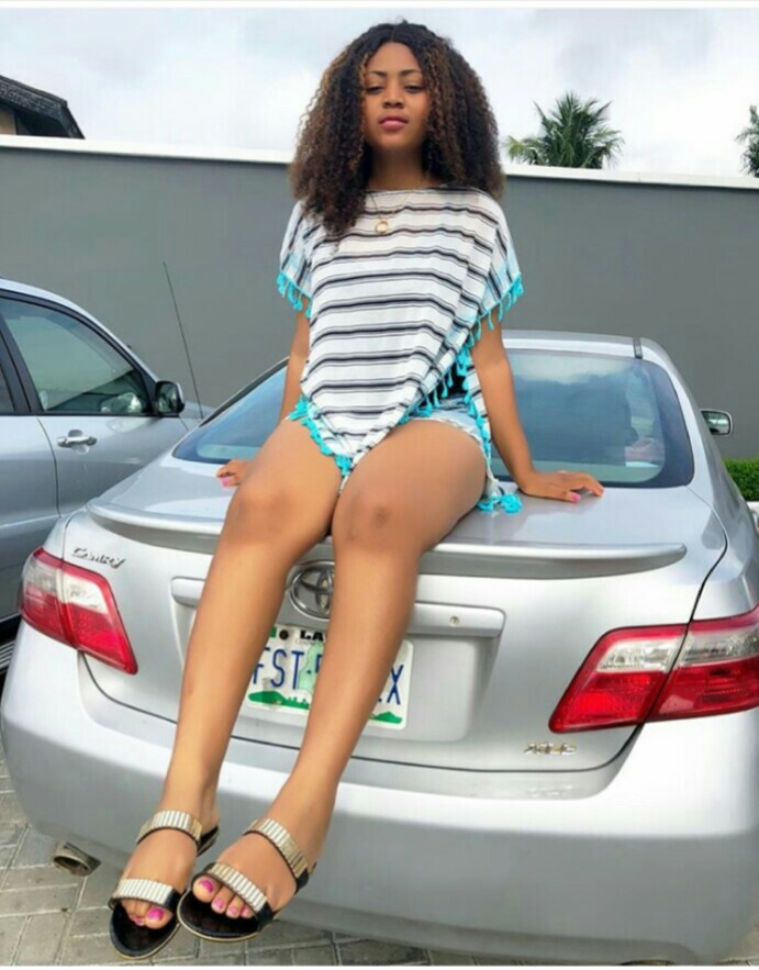 UKWU !!!:  'Fine Girls Like Us, Na God They Rush Me': Regina Daniels Share Beautiful Photos