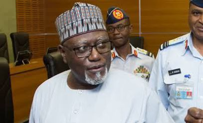 LORD !!!:   Sacked SSS Boss, Lawal Daura, Opens Up On Siege On National Assembly