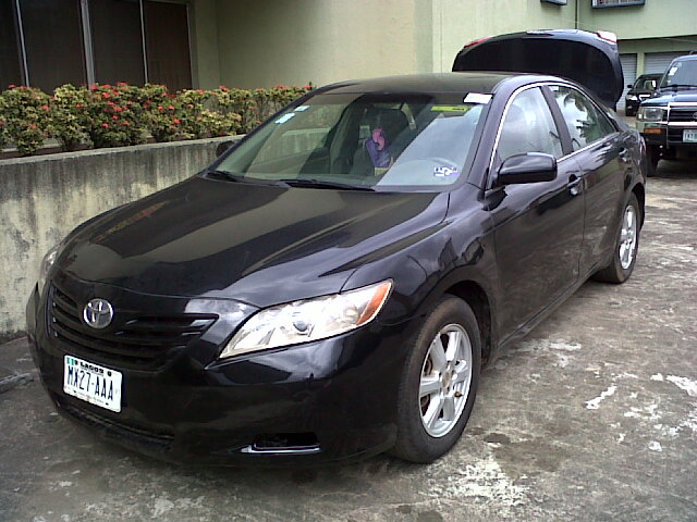 Registered 2007 Toyota Camry Le At An Unbeatable Price 08023295044 08064452948 Autos Nairaland