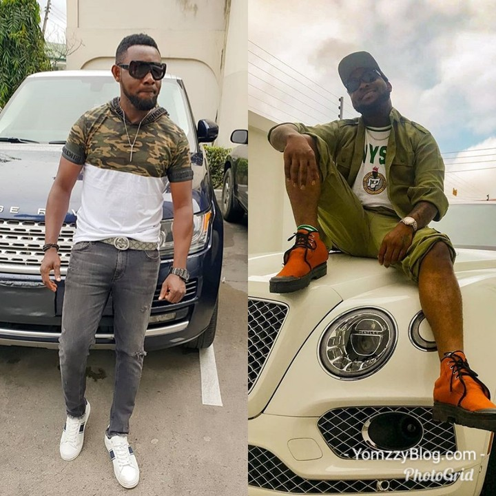 SHOCKING !!!:    Comedian AY Reacts To Fans Mobbing Davido At NYSC Orientation Camp (Photo)