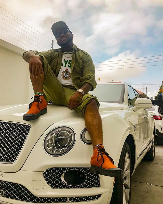 SHOCKING !!!:  Davido Sends His NYSC Allowance To An Unknown Fan