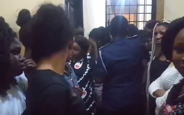 Four Nigerian Ladies Heading to Russia for Prostitution
