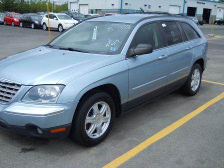 2005 chrysler pacifica for sale autos nigeria. Black Bedroom Furniture Sets. Home Design Ideas