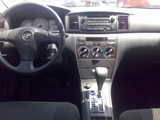 Interested ? Call 08023050886, Or Email Inspired_men@yahoo.com. Re: 2006  Toyota Corolla S ...