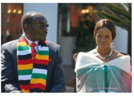 Zimbabwean Vice President frustrating his ex-wife - See