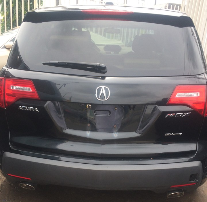 2004 Acura Mdx For Sale: Acura MDX 2008 Black