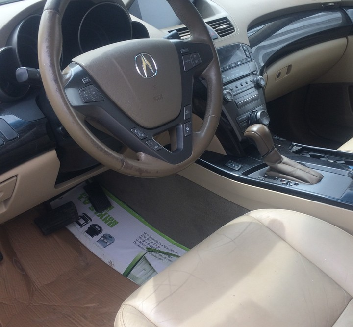 2010 Acura Mdx Technology Package For Sale: Acura MDX 2008 Black