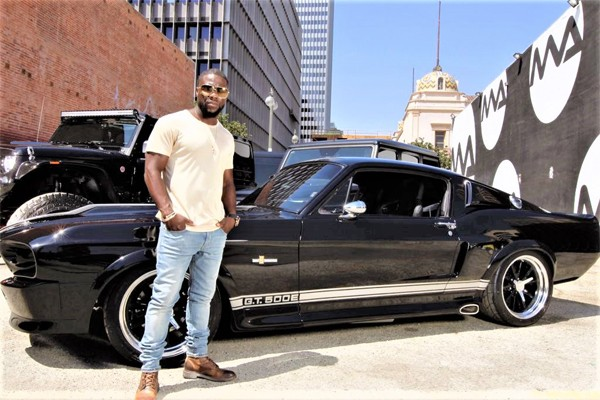 Kevin Hart S Car Collection Photos Celebrities Nigeria