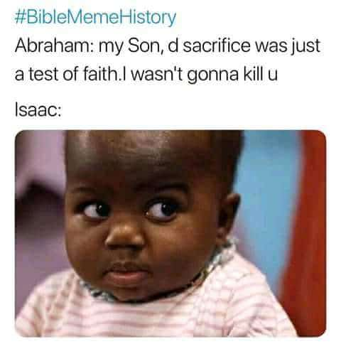 Checkout These Funny Bible Meme History Religion Nigeria