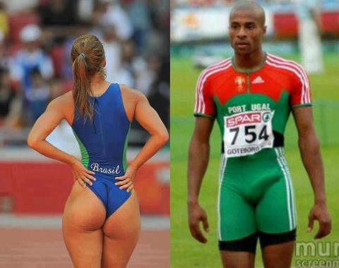 Whats Wrong With These Olympic Pictures Sports Nigeria