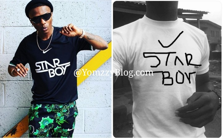 85f16273566c Wizkid To Gift  Star Boy  Jersey To A Fan After He Did This ...