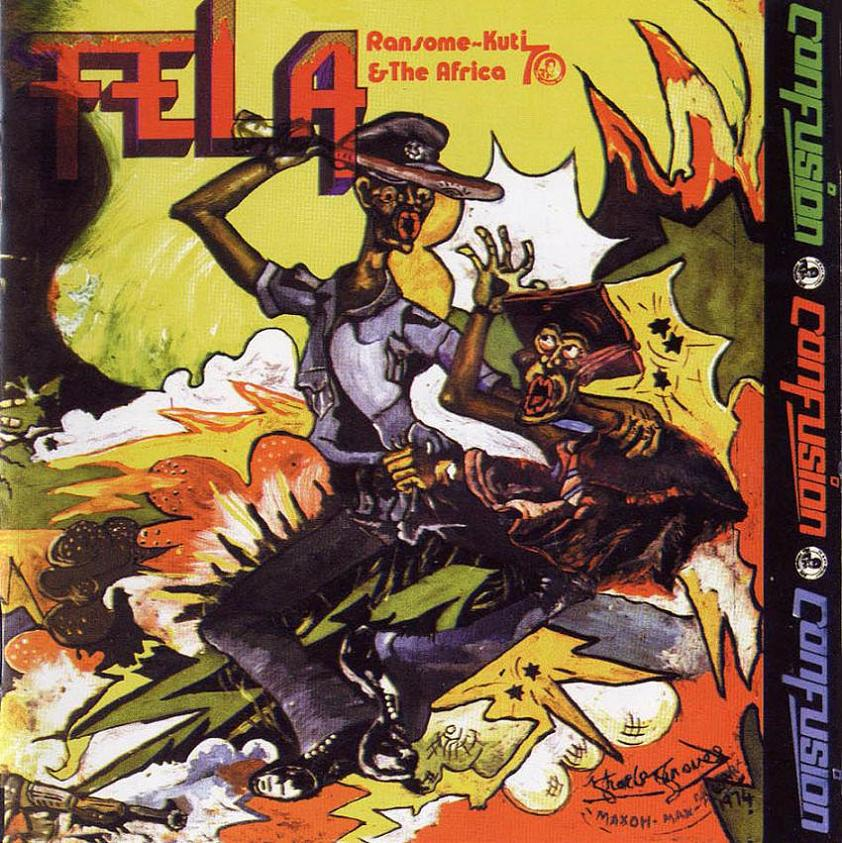Fela Kuti: 15 Year Anniversary: Your Favourite Fela Lyrics And