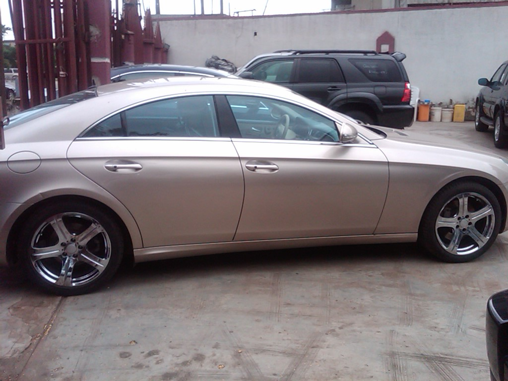 A Super Clean Toks 2006 Mercedes Benz Cls 500 For Sale
