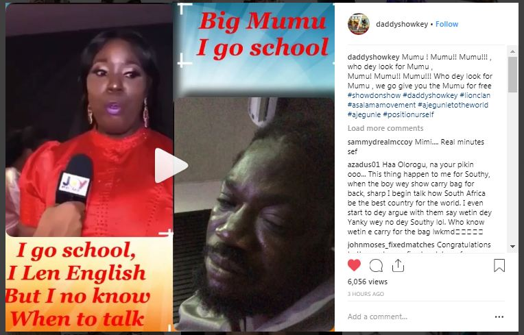 Image result for Daddy Showkey calls Lepacious Bose