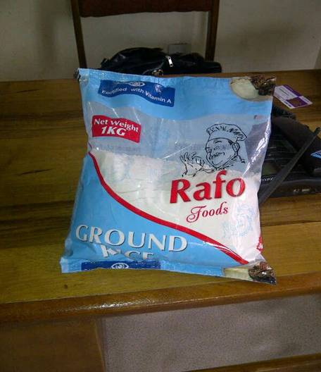 Rafo Ground Rice Distributor Needed  - Business To Business