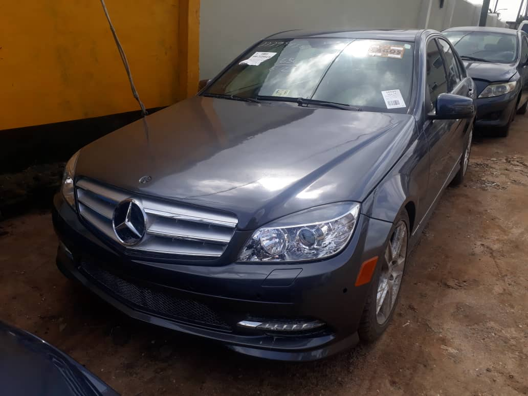Tokunbo 2011 Mercedes Benz C300 4matic Available At 5m