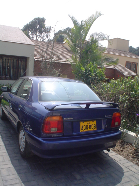 re suzuki baleno tokunbo car 98 99 with picture by simplesoul05 m 3