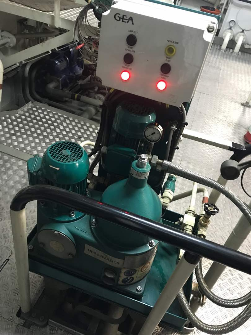 Marine Engine Room: Pictures Of The Engine Room Of A Tug Boat