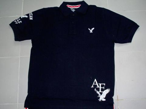 American Eagle Polo Tops For Guys Fashion Clothing
