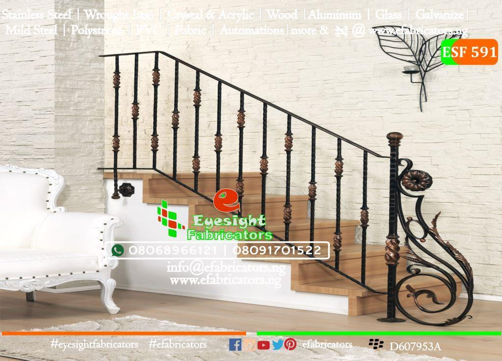 Wrought Iron Handrail In Nigeria - Cost|videos|pictures ...