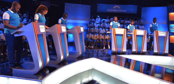 Meet Faith Odunsi Who Answered 19 Questions in 60 secs From Cowbellpedia