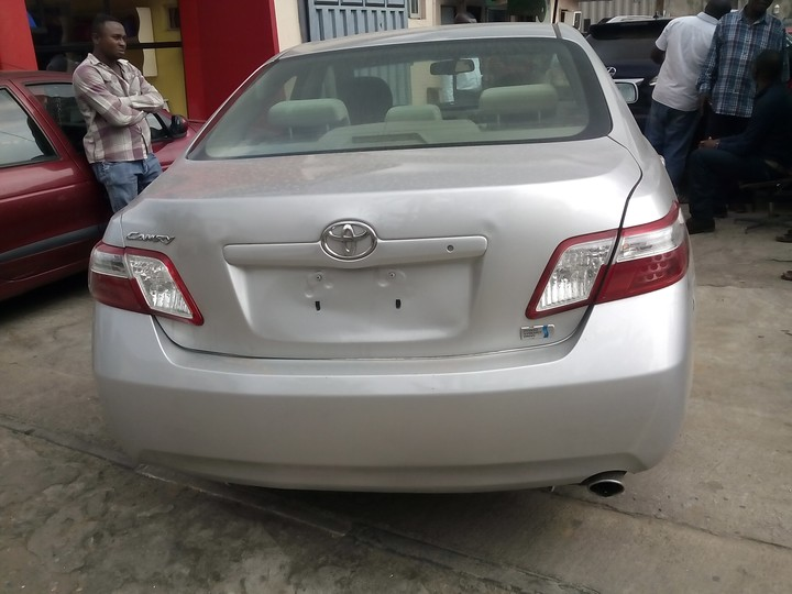 Toyota Camry Hybrid 08 9 Toks Super Clean Auto Drive Windows Full Ac Spund Engine N Gear Price 1 950m Contacts 07055434828 Ogba Ikeja