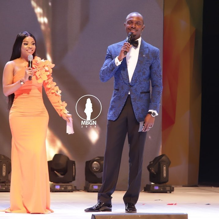 'Something Isn't Right With Toke Makinwa's Hips' - (take a look)