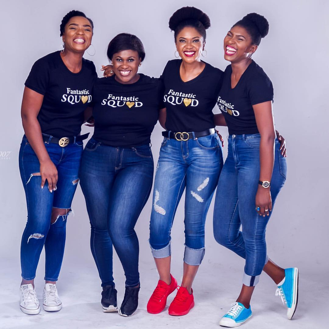 Image result for Ufuoma, Omoni and Chioma Uche Jombobo