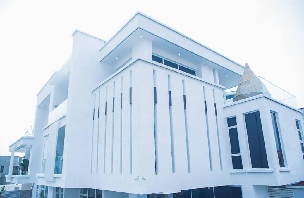 Timaya Has The Most Beautiful Celebrity House In Nigeria