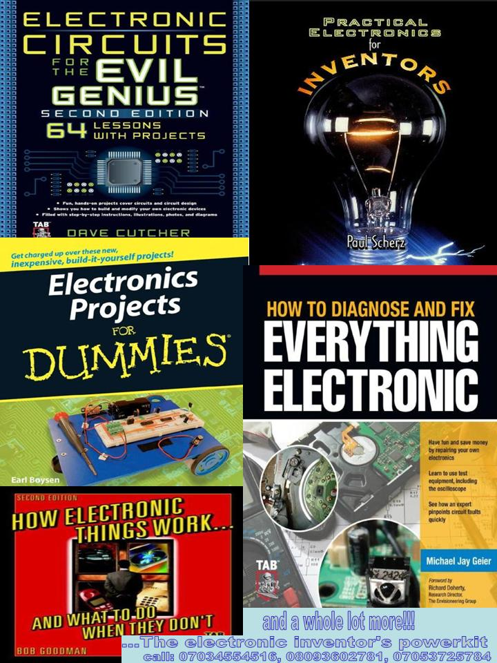 Learn how to build electronics