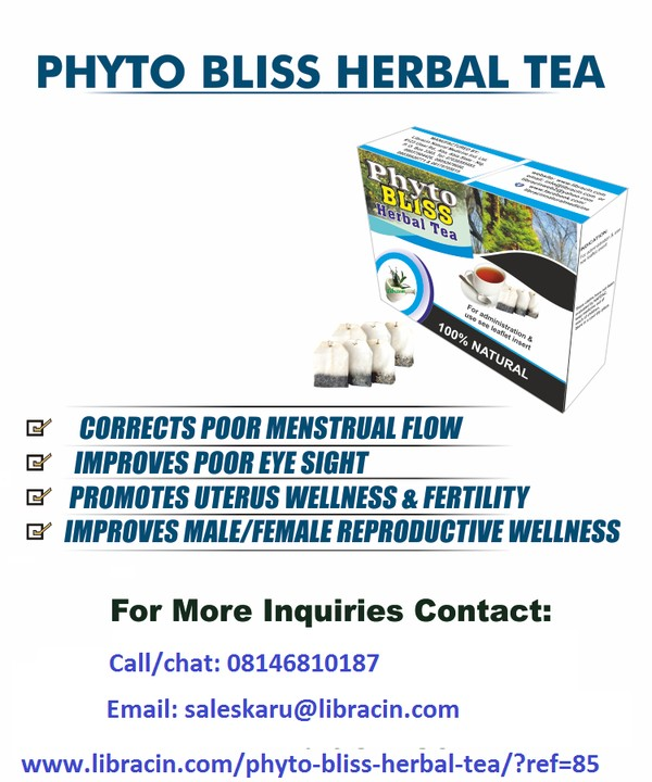 Phyto Bliss Is An Effective Supplement That Tighthen D Vaginal Walls It Cure Naturally Order Now Price Tagged 4000 Call Chat2348146810187