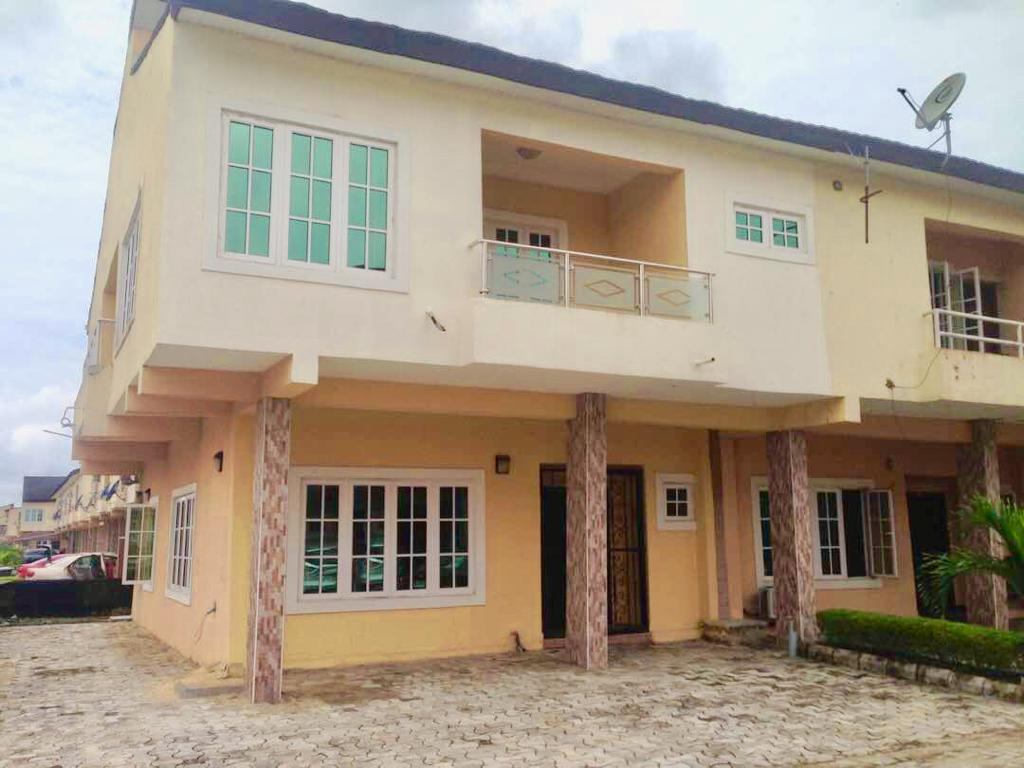 Newly Built 4bedroom Fully Detached In Lekki Lagos Just For ...
