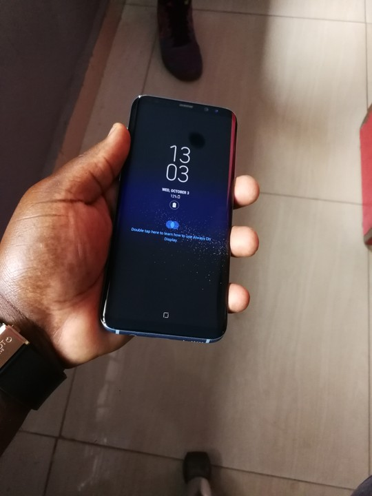 UK Used Samsung Galaxy S8 Plus Dual Sim - Technology Market