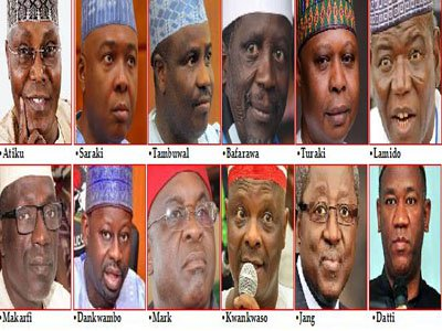 A delegates list crisis is likely at the Peoples Democratic Party (PDP) convention