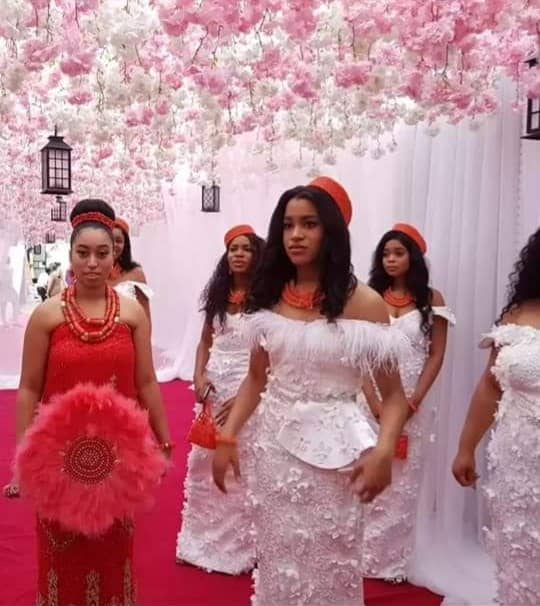 Pastor Chris Daughter's Wedding;some Facts