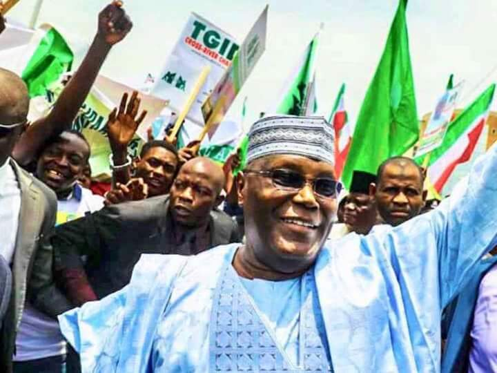 Image result for Atiku Ranks Number One, Buhari 12, On Twitter Trending Worldwide