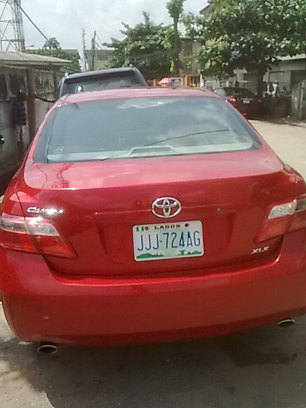 camry 2008 model xle keyless for call 08096960105 autos. Black Bedroom Furniture Sets. Home Design Ideas