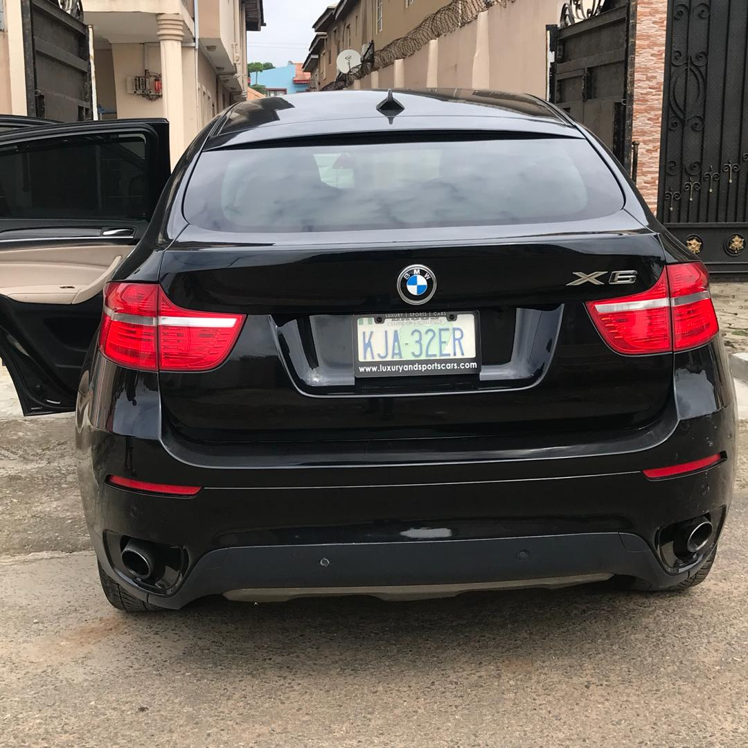 Sold Reg/used 2011 BMW X6.sold