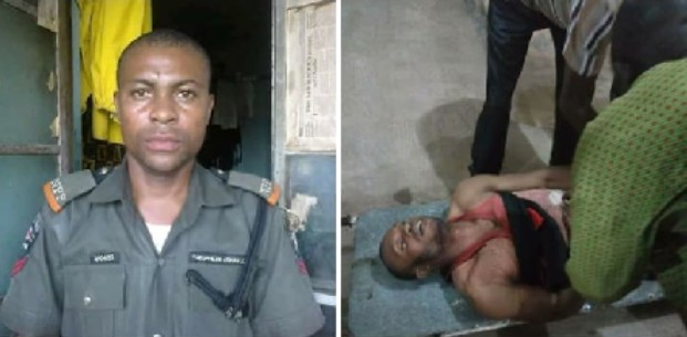 Policeman Who Shot Colleague Dead During Osun Election, On The Run