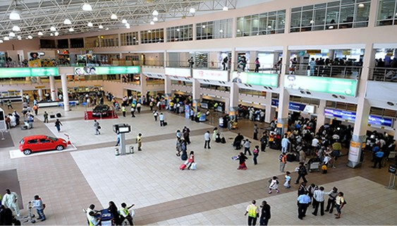 Aviation Unions Shut Down Lagos Airport, Flights Grounded