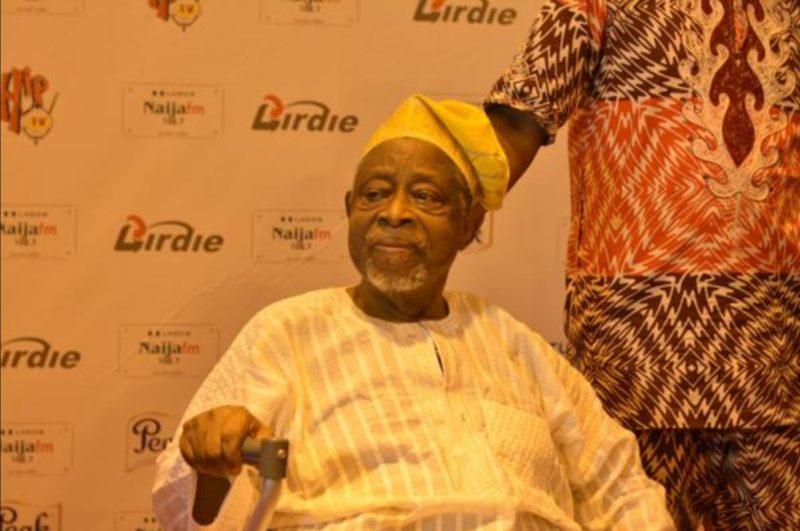 This Online Donation For Baba Sala Is A Scam, Warns Late Moses Adejumo Family
