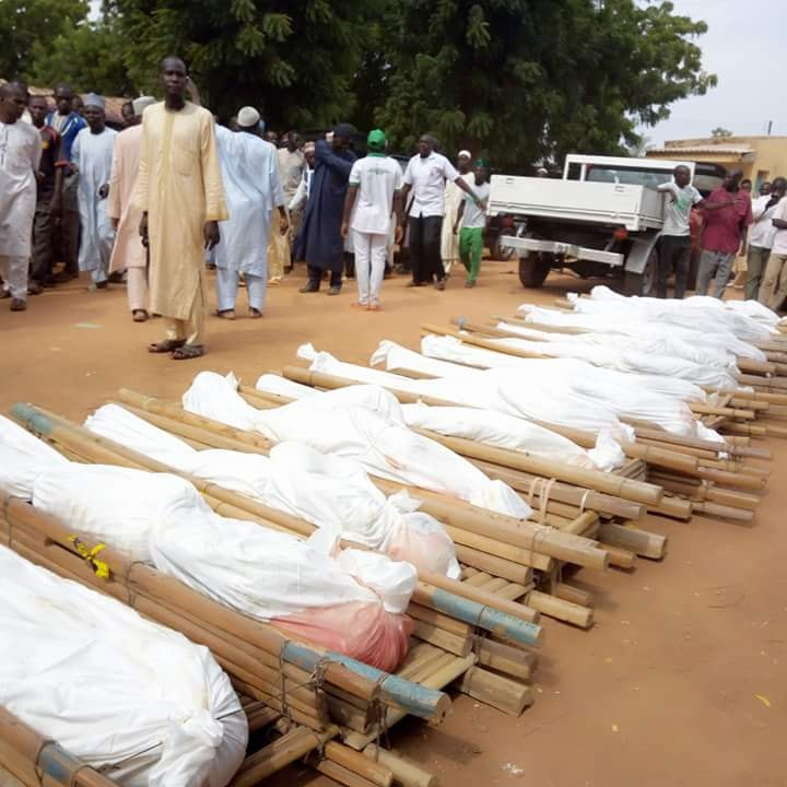 18 Passengers Killed In Gombe Accident While Travelling For Market Event