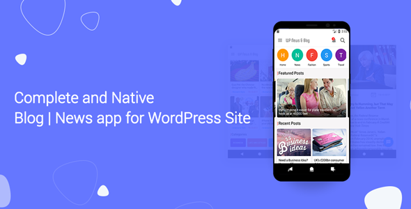 Easily Convert Your Wordpress Blog To An Android App - Free