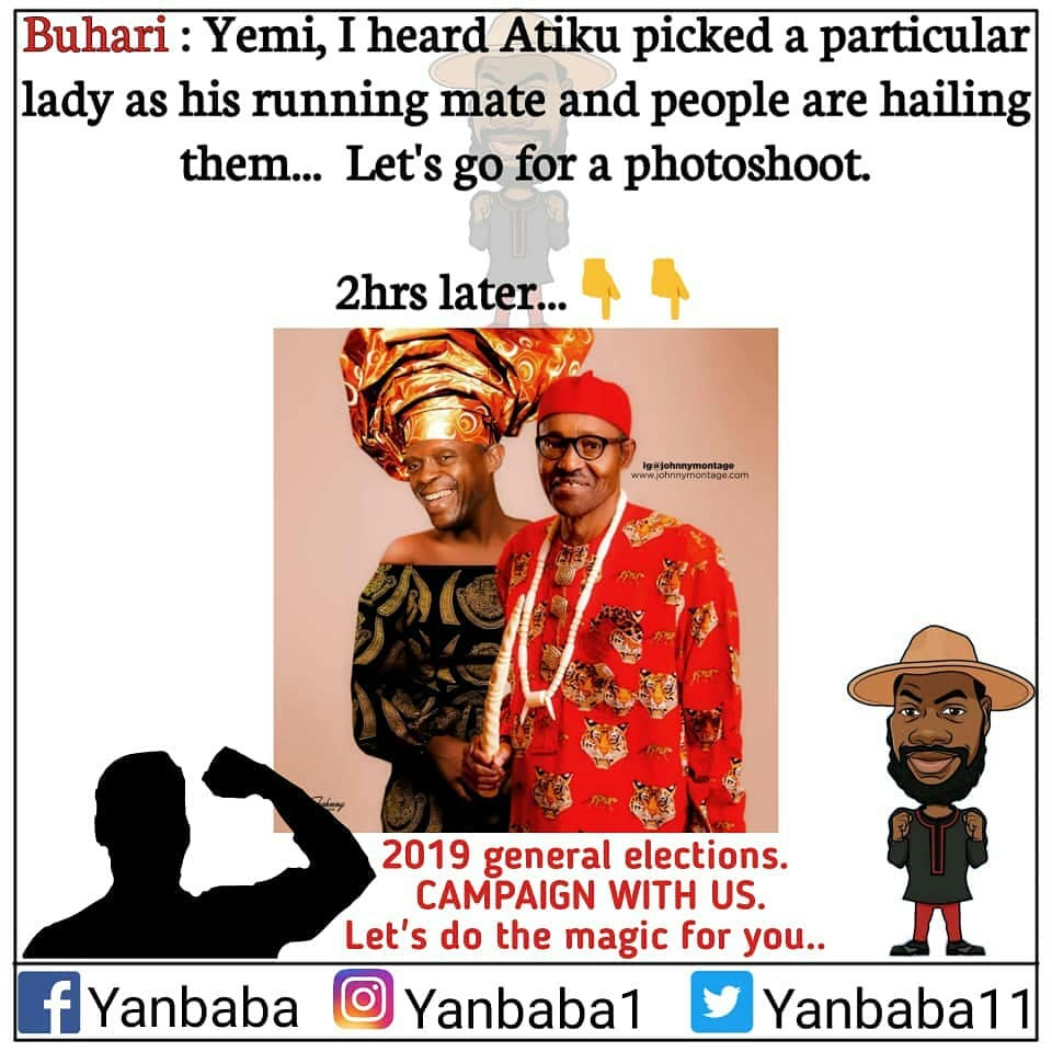 As presidential aspirant atiku picks peter obi as running mate here are some hilarious funny memes that translate how nigerians might react to this