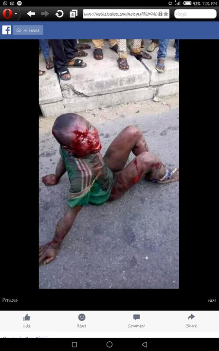 Nigerians And Jungle Justice Another Similar Case Of Alu